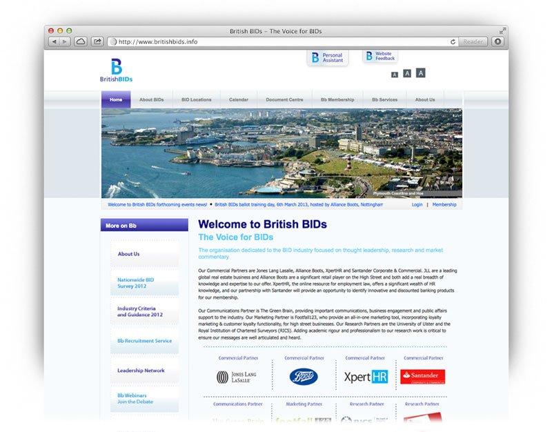 British BIDs Home