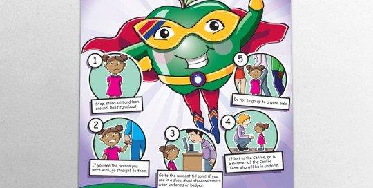 Child Safe poster