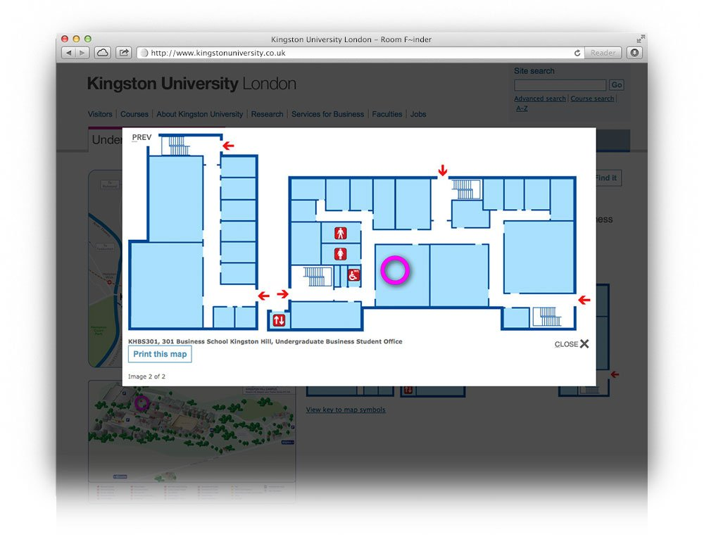 Wayfinding 3d Maps And Room Finding Software