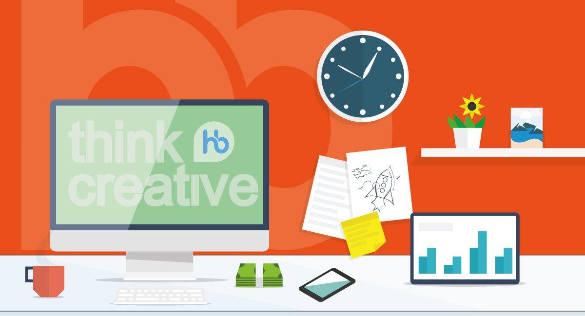 HB Creativity desktop